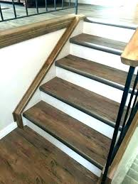 stair nose for vinyl plank flooring nosing floor installed