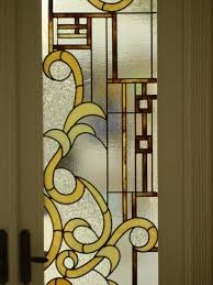 custom made stained glass entry doors and cabana doors