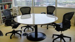 round conference table for 6 f20 in modern home decoration ideas with round conference table for