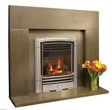 valor portrait gas fireplace with bolero front 530 engine with 541 front from miles industries