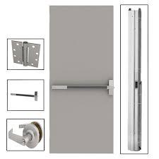 36 x 80 - Left Hand/Outswing - Commercial Doors - Exterior Doors ...
