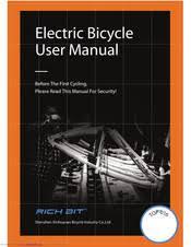 <b>Rich bit</b> TOP-<b>016</b> Manuals | ManualsLib