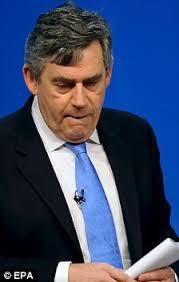 PETER OBORNE: If the Speaker goes down, will <b>he</b> take Gordon ...