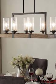 top light fixtures for glowing diningoom lighting brushed nickel on dining room with