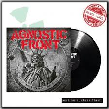 Agnostic Front - The American Dream Died - LP - GSR Music