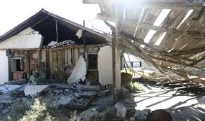 Image result for california earthquake pictures