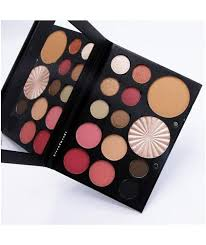 holiday glow palette
