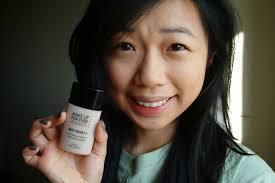 make up forever mat velvet matifying foundation in no 35 vanilla