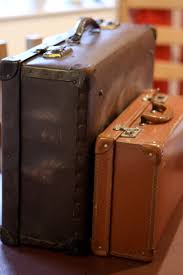 Restoring Antique Leather Restoring Vintage Suitcases Its Only Erica