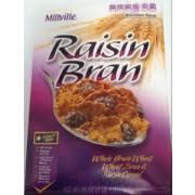millville cereal raisin bran nutrition grade c