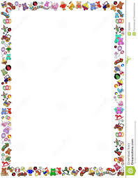 Rainbow Page Border Colorful Page Borders Free And Frames Clip Art Rainbow Hearts Border