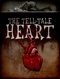 the tell tale heart mysterious eats the tell tale heart