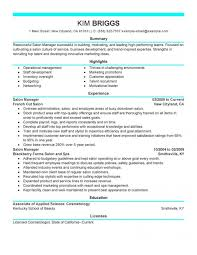 Esthetician Resume Objectives Example Cv Template Sample Docs Forms