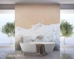Beautiful Wall Mural Designs For Your Bathroom Youtube Regarding Bathroom Wallpaper Murals