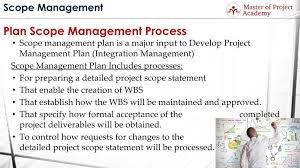 What Are Requirements Management Plan Scope Management Plan
