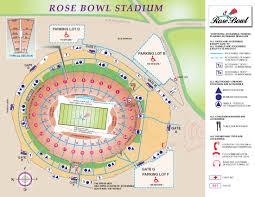 Rose Bowl Seating Chart Ucla Football Rose Bowl Fundraising Faq California Triathlon