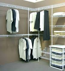 rubbermaid closet home depot closet organizer closet organization