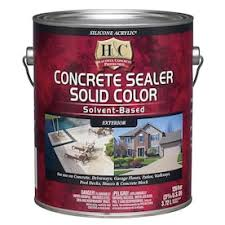 H C Concrete Stains Sealers At Lowes Com