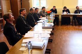 Состоялись защиты магистерских работ и предзащита кандидатской  Во время заседания