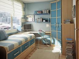 Small Bedroom Wardrobes Endearing Nice Bedroom Design Feat Small Bed Combined With