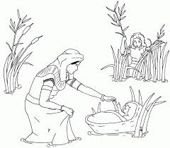 7th Day Remnant Kids Coloring Amp Activity Pages Moses Amp The Red