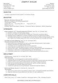 Law Student Sample Resume Legal Resume Template Resume Sample With ...
