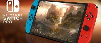 Nintendo Switch Pro will be released in ...