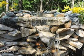 how to build your own waterfall