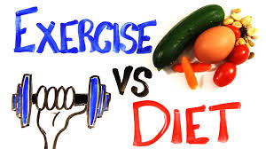 Diet And Excercise Exercise Vs Diet Youtube