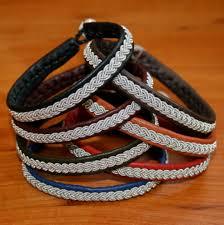 imitation reindeer leather saami bracelet kits single braided sami kit
