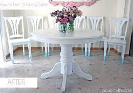 best paint for dining room table. Delighful Paint Dining Room Adorable Painting Table Chairs Black Painted  Furniture Pinterest Best Paint For And