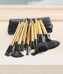 Forever <b>21</b> Professional Synthetic <b>Makeup Brushes</b> Set of 24 <b>Pcs</b> ...
