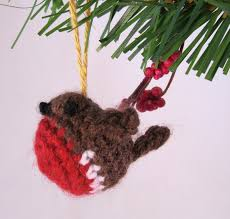 Free Christmas Crochet Patterns Unique LucyRavenscar Crochet Creatures Tiny Christmas Robin Free
