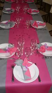 Table Des 18 Ans De Morgane Et Petites Idees Deco De Salle Val