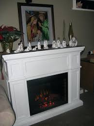 full image for crane red electric fireplace heater fireplaces corner heaters stand white