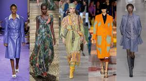 Famous Fashion Designers Inspired By Nature 7 Standout Trends From The Milan Spring 2020 Runways