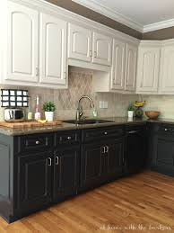 View Cream And Black Kitchen Paint Ideas  Gif