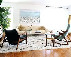 mid century modern rug vintage rugs