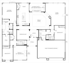 bedroom 5 house plans e story 3 bath 1 s 4 1 story 3 bedroom