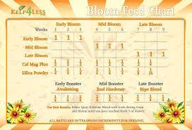 Bloom Feed Chart Kelp4less