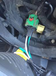how to install a kc hilites led headlight 7 inch on your 2007 these headlights came an adapter harness that converts the wiring so in this case the harness is plugged into the factory harness