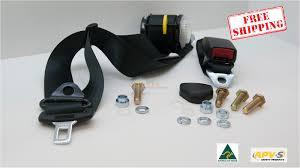 75 90 in pillar webbing buckles 275mm right hand side seat belt