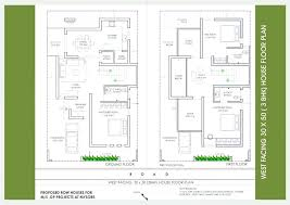 30x40 house plans floor plan house plan for x site east facing x bedroom plans f 30x40 house