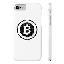 Phone Case Size Chart Bitcoin Aim Phone Case
