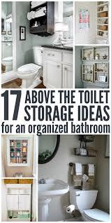 bathroom over the toilet storage ideas. Here Are 17 Smart And Beautiful Over The Bathroom Toilet Storage Ideas E
