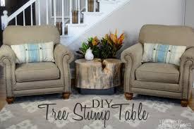 tree stump furniture. Tree Stump Table Furniture
