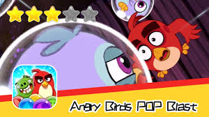 Angry Birds POP! Walkthrough Bubble Shooter Match 3 Puzzle ...