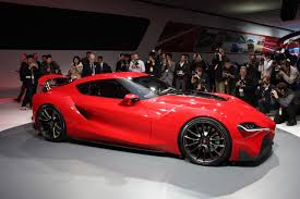 Toyota FT-1 Concept Revealed