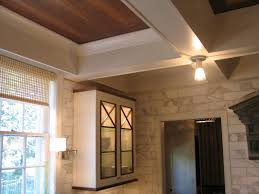 Kitchen Ceilings Coffered Ceilings In 9 Kitchen Should We Or Shouldnt We