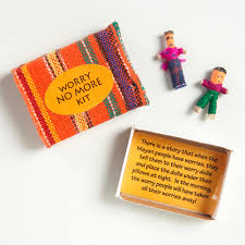 Worry No More Worry Doll Kit | World Market | gift ideas ...